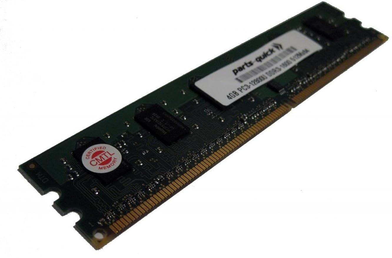 4GB DDR3 Memory Upgrade for Dell Optiplex 3010 PC3-12800 240 pin 1600MHz Desktop RAM (PARTS-QUICK BRAND)