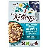 Kellogg Granola, senza Zuccheri Aggiunti, Frutta Secca, 300g