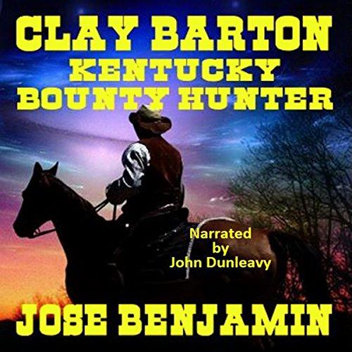 Clay Barton audiobook cover art