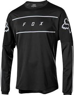 Fox Jersey Flexair Fine Line Black Xl