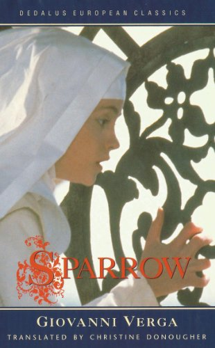 Sparrow(and other stories): Sicilian Novelle (Dedalus European Classics S) by [Giovanni Verga]