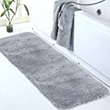 ❤ MACHINE WASHABLE: Walensee 24 Inch x 60 Inch luxury Bath Rug can be machine washed time and time again. Easy for clearance. We use the more expensive TP Rubber backing material (not PVC or glue) which is much stronger and durable for long lasting u...