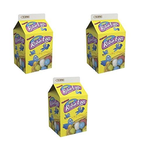 Easter Whoppers Mini Robin Eggs 4oz (3 Pack)