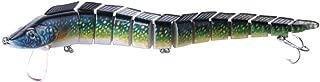 Isafish Fishing Lures Multi Jointed Swimbait 9 Inch Fish Bait Freshwater Seawater