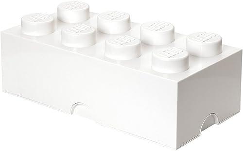 hasta un 50% de descuento LEGO Storage Brick 8, 8, 8, blanco  ventas de salida