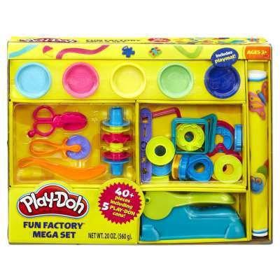 Play-Doh Fun Factory Mega Set (2752902)