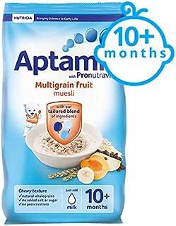 Aptamil Multigrain Fruit Muesli 275G 10 Month Plus