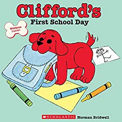 Cliffords First School Day