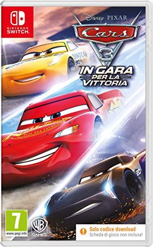 Cars 3: In gara per la VITTORIA - Nintendo Switch