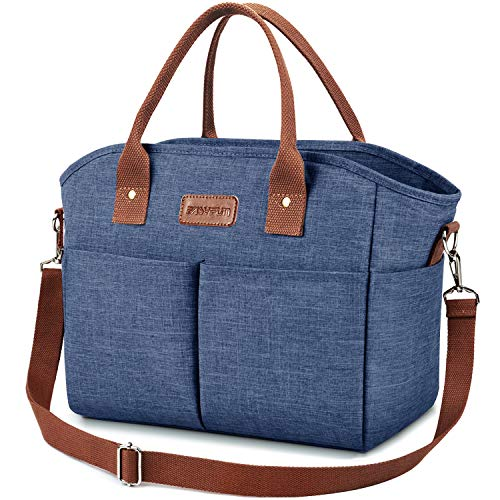 Lunch Bags for Women Insulated Fashionable Lunch Box Adult Lunch Bag for Work