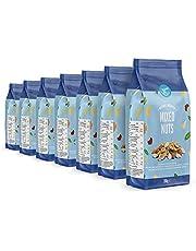 Marca Amazon - Happy Belly Mezcla de frutos secos, 7 x 200gr