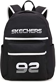 SKECHERS Backpack Laptop Bag Large School Pack Casual Daypack Kids Bag Bookbag Student College Backpack Lightweight Travel...