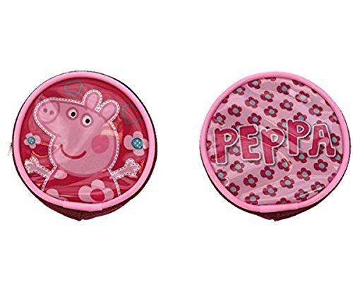 Peppa Pig Porte-Monnaie, Rose (Rose) - PEPPA004048