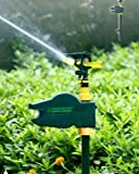 PierTech® Motion Activated Sprinkler