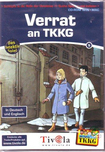 Verrat an TKKG - Das Detektiv Spiel