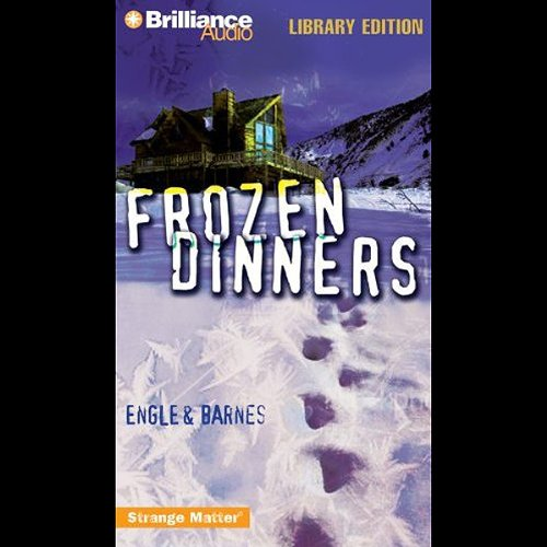 Frozen Dinners audiobook cover art