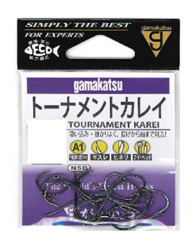 がまかつ(Gamakatsu) バラA1トーナメントカレイ(NSB) フック 14号 釣り針