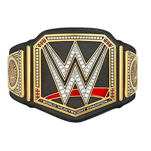 WWE Authentic Wear Championship Kids Replica Title Belt (2014) Gold/Black