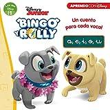 Bingo y Rolly. Un cuento para cada vocal: a, e, i, o, u (Leo con Disney - Nivel 1)