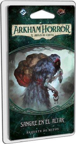 Arkham Horror LCG - Sangre EN EL Altar: EL Legado DE Dunwich