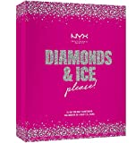 NYX PROFESSIONAL MAKEUP Advent Calendar 24 Days - Diamonds And Ice Please 459.5 g