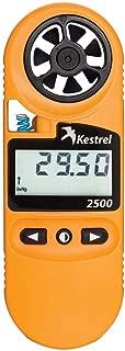 Kestrel 2500 Weather Meter, Orange