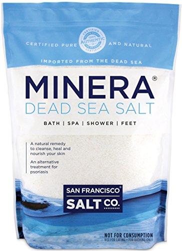 Dead Sea Salt (Fine Grain)