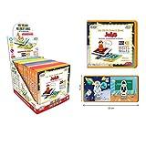 Akar Toys- Libro Inteligente, Trabajos (Bonateks 1)