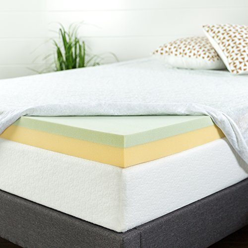 14 best twin gel mattress topper 4 inch for 2020