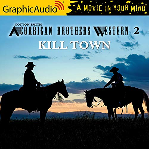 Kill Town [Dramatized Adaptation] Titelbild