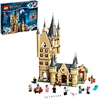 LEGO Harry Potter Hogwarts Astronomy Tower 75969; Great Gift for Kids Who Love Castles, Magical Action Minifigures and...