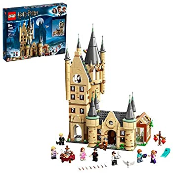 LEGO Harry Potter Hogwarts Astronomy Tower 75969  Great Gift for Kids Who Love Castles Magical Action Minifigures and Harry Potter and The Half Blood Prince Toys  971 Pieces