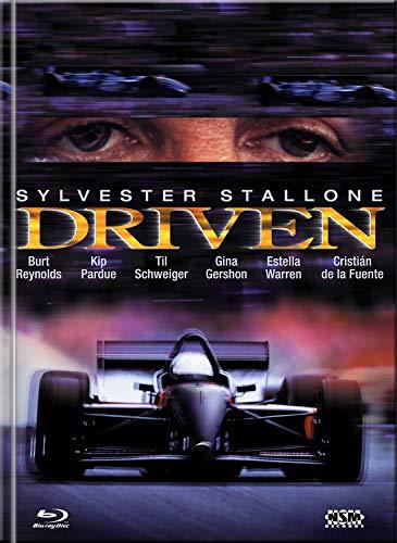 Driven [Blu-Ray+DVD] - uncut - limitiertes Mediabook Cover A