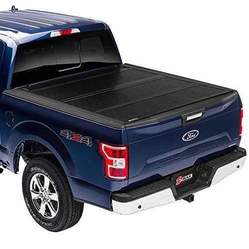 BAK BAKFlip FiberMax Hard Folding Truck Bed Tonneau Cover
