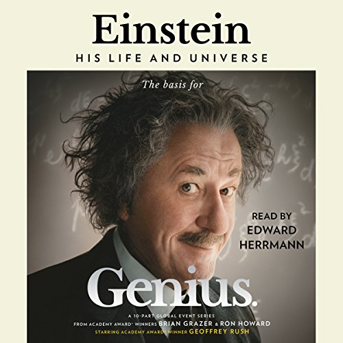 Einstein audiobook cover art