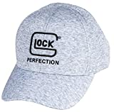 Glock AS10072 Space Dye Hat Heather Gray Polyester