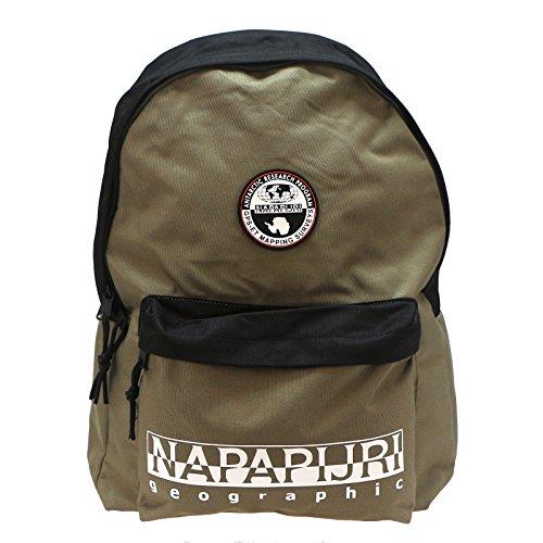 Napapijri - Happy Day Pack, Bolsos bandolera Unisex adulto, Mehrfarbig (Multicolour), 11x41x30 cm (B x H T)