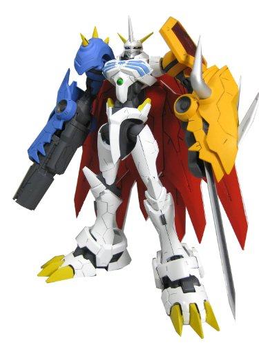 Digimon Reboot Omegamon Plastic Model Kit