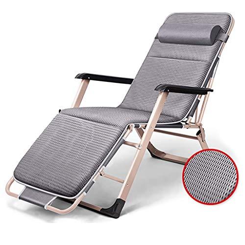 CCAN Schommelstoel metalen kantelbed, opklapbed, eenpersoonsbed, onderschuifbed, volwassen bed, volwassen bed, fauteuil Interesting life