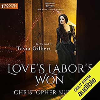 Love's Labor's Won cover art