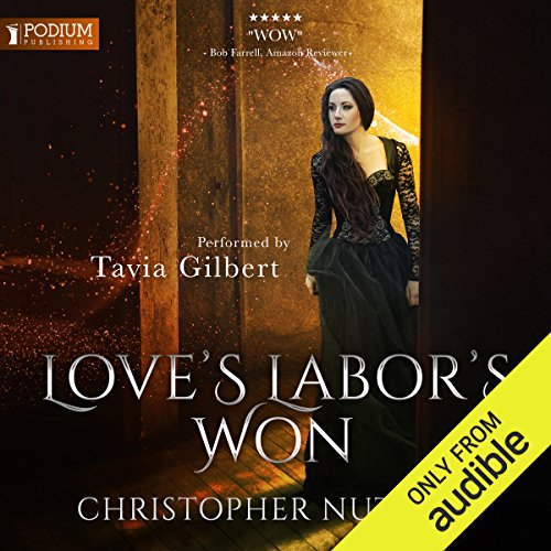 Love's Labor's Won     Schooled in Magic, Book 6              By:                                                                                                                                 Christopher G. Nuttall                               Narrated by:                                                                                                                                 Tavia Gilbert                      Length: 13 hrs and 26 mins     30 ratings     Overall 4.7