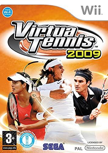 SEGA Virtua Tennis 2009, Wii