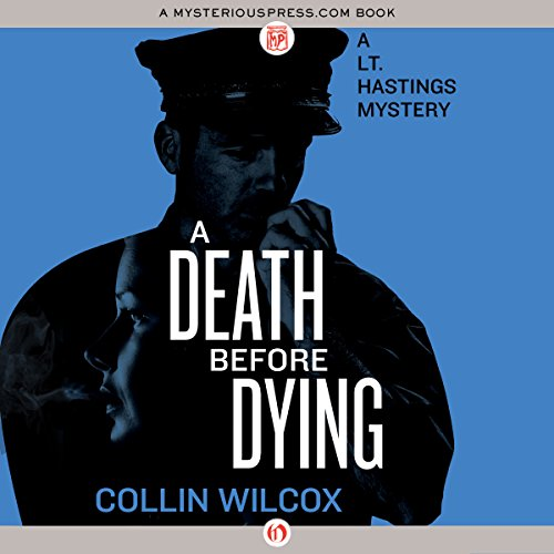 A Death Before Dying audiobook cover art
