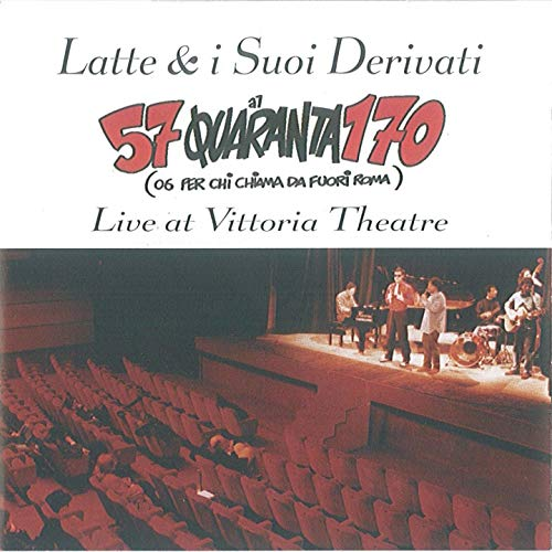 Flic&floc (Live at Vittoria Theatre)