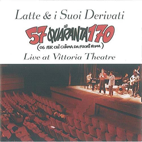 Flic&floc (Live at Vittoria Theatre)