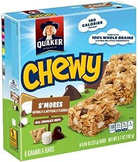 Quaker Chewy Smores, 6.7 oz