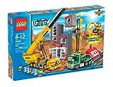 LEGO City Construction Site