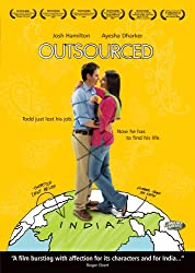 The Movie Outsourced, Romantic Comedy, Travel Films, Movies for Travelers to India, Indian Films, Movies based in India