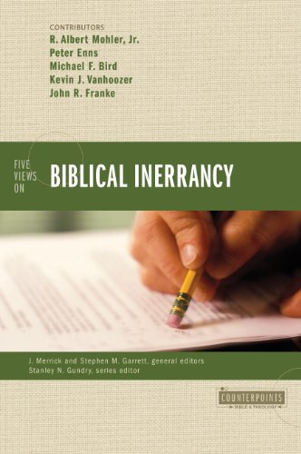 Five Views on Biblical Inerrancy (Counterpoints: Bible and Theology) (English Edition)