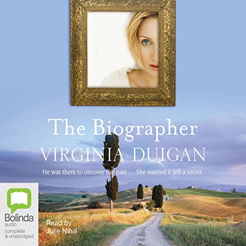 The Biographer  By  cover art
